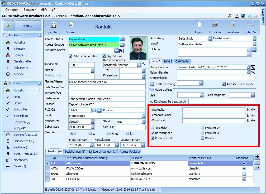 versicherungssoftware