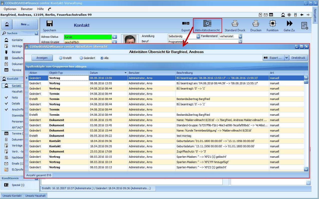 Vertragsverwaltung Archives Codie Versicherungsmaklersoftware