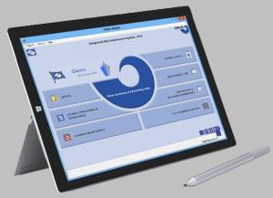 Ship management software CODieBOARD# isman-center screenshot of planned maintenance menu