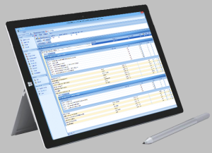 The operations management and service request system CODieBOARD# support-center screenshot.